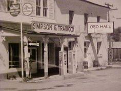 Simpson-Trabucco Store, Bear Valley (Mariposa County) CA