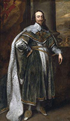 File:King Charles I after original by van Dyck.jpg