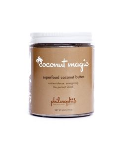 Made from only the finest ingredients and coconut meat, Philosophie's six-ounce Cacao Magic Coconut Butter is an amazing addition to...