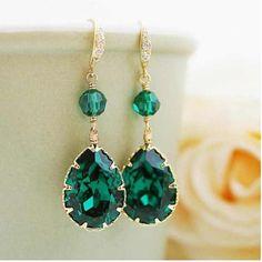 Gold + Emerald = Love