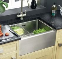 KITCHEN SINKS -  BUTLER SINKS STAINLESS STEEL