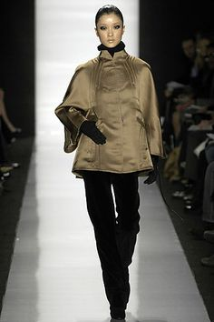 Ralph Rucci | Fall 2007 Ready-to-Wear Collection | Style.com