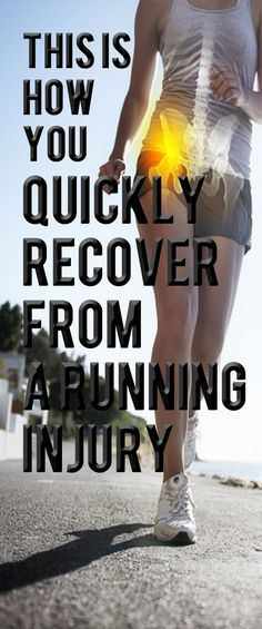Simple tips to overcome your running injuries in no time. #running #runninginjury #runningtips #runningadvice