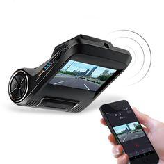 Junsun S550 WiFi Car DVR Camera