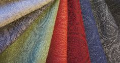 Mæbelstoff i ull med paisley mønster. Designer: Kristina D. Paisley, Weaving, Menu, Design, Fashion, Menu Board Design, Moda, Fashion Styles