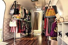 60 Fierce Fashion Boutiques - From Burlesque Boutiques to Honeycomb Buzzing Boutiques (CLUSTER)