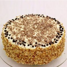 How To Make Cannoli Cake