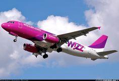 Wizz Air HA-LPM Airbus A320-232 aircraft picture
