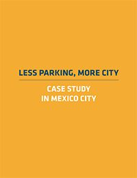 Less Parking More City Cover