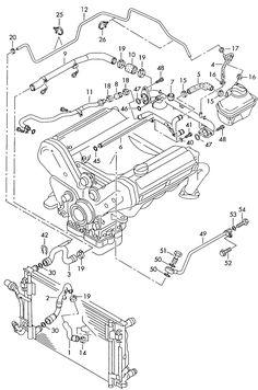 ANK S6 V8 4.2 340PS Motor AUDI S6 4B A6 54Tkm MIT