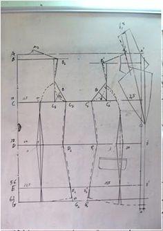 Công thức cắt may áo vest nữ cơ bản nhất cho bạn3