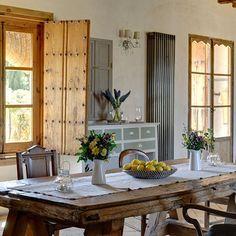 table ? Casa La Siesta Rural Luxury Boutique Hotel in Spain