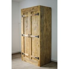 Dulap haine Recycled Wood Furniture, Tall Cabinet Storage, Home Decor, Decoration Home, Room Decor, Home Interior Design, Home Decoration, Interior Design