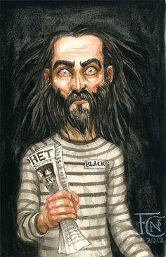 'Sirius Black Sketch' by Felicia Cano