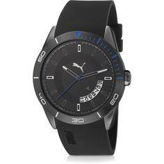 c5b8c917ac4 Relógio Puma Masculino Analógico Calendário Esportivo Preto - 96189GPPMSU4