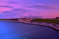 Taken by discovery world museum on the milwaukee lakefront by summerfest island at sunset