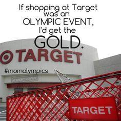 Undercover Mama #momolympics #target