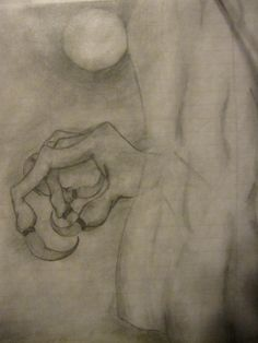 2006 Pencil RR i was 16..Creepy, but it was inspired by some reading