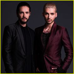 Bill and Tom (from Just Jared)