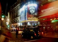 London's West End - Theatre District Where I go when I close my eyes to escape the moment.