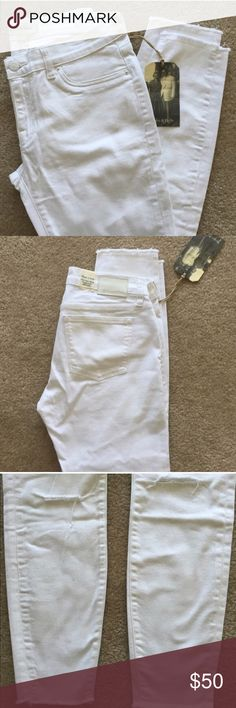 H&B skinny jeans 👖 Reposhing.. 😊😊Worn once. In excellent condition I just don't wear them like I thought I would. Open to trades. Henry & Belle Jeans Skinny