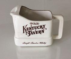 keraaminen Kentucky Tavern viskikannu, korkeus 13cm