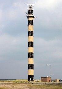 Maasvlakte / #Vuurtoren - #Lighthouse - #Netherlands - http://dennisharper.lnf.com/