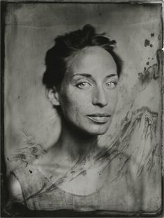 Collodion Wet Plate Ambrotype Berlin June 2013