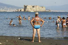 Martin Parr. Capri 2014 Naples
