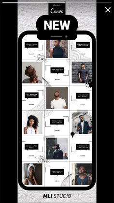Create a consistent Instagram feed within minutes! With this template, you can easily prepare 18 perfectly curated Instagram posts. Change colors, fonts, photos, and much more. Your options are limitless! The beginning and end of this template match seamlessly so you can use it over and over again. Just change the photos and quotes, split into grids, and you're ready to go. All in less than 15 minutes! Best Instagram Feeds, Instagram Feed Ideas Posts, Instagram Feed Layout, Instagram Post Template, Instagram Design, Instagram Story Ideas, Muro Instagram, Instagram Grid, Ablution Islam