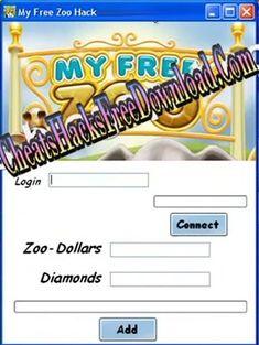 My Free Zoo Cheats For Diamonds and Zoo Dollars Hacks Tool