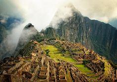 Machu Pichu. Foto: Mikhail Petrovsky (Михаил Петровский): Google+