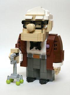 Lego Carl - Genius!