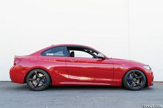 M235i w/ Macht Schnell Wheel Spacers by Spewl, via Flickr
