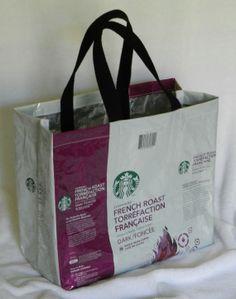 Starbucks Coffee Tote Bag