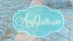 AmyQuilts Video: Quilting with rulers, aka ruler work, using a pointed oval ruler and adding free hand, free motion feathers Free Motion Quilting, Quilting Tips, Hand Quilting, Machine Quilting, Quilting Designs, Quilt Design, Quilt Making, Ruler, Feathers