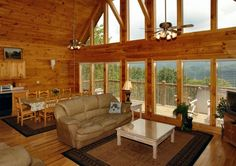 Pigeon Forge cabin specials at http://www.encompassvacations.com