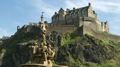 edinburgh castle scotland - Google Search