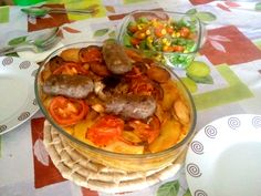 este enlace Vegan Food, Vegan Recipes, Curry, Meat, Chicken, Healthy, Ethnic Recipes, Kitchen, Baked Rice