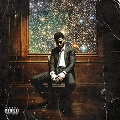 Kid Cudi - Man On The Moon II: The Legend Of Mr. Rager on 2LP