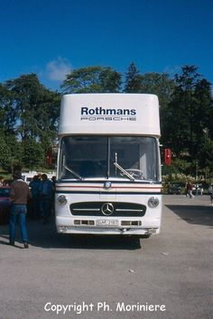 Camions Rothmans 4