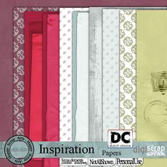 Inspiration Papers