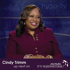 Cindy Trimm says that it's not what you're eating, it's what's eating you. She tells how to get rid of the spiritual junk blocking your health, happiness and personal success!