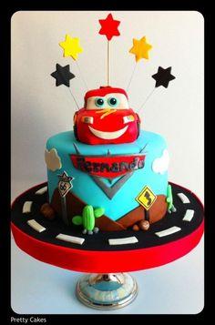 Great Cars cake!