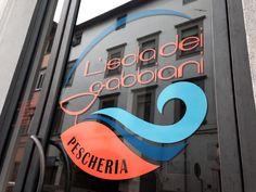 L'isola dei Gabbiani | Fish & Food | GASTRONOMIA | PESCHERIA | FRIGGITORIA | Via Garibaldi 27 - 56124 Pisa | © 2013 XILOGRAPHIC
