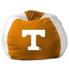 University of Tennessee Volunteers Vols Kids Bean Bag Chair Beanbag