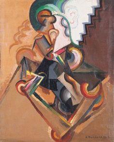 Antonin Prochazka was born on June 1882 at Vážany u Vyškova and died on June 1945 in Brno. He was a Czech painter, graphic artist and illustrator. Female Painters, Small Sculptures, Black Art, Street Art, Aurora Sleeping Beauty, Digital Art, Fine Art, Gallery, Illustration