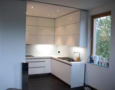 zabudowa w małej kuchni - Szukaj w Google