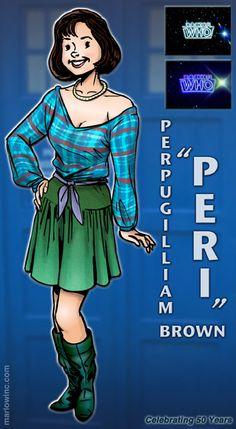 """Peri - The first """"American' companion."""