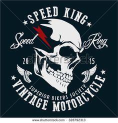 vintage motorcycle vector art - Google Search